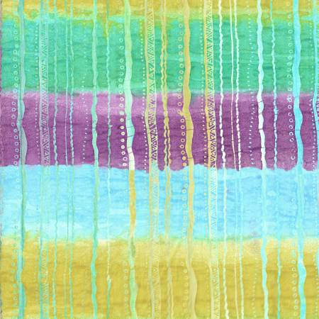 CLOTHWORKS Y2882-54 FRESH BATIKS