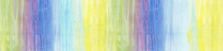 Flying Colors Multi Pastel Ombre Batik