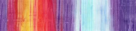 Multi Color Ombre Batik