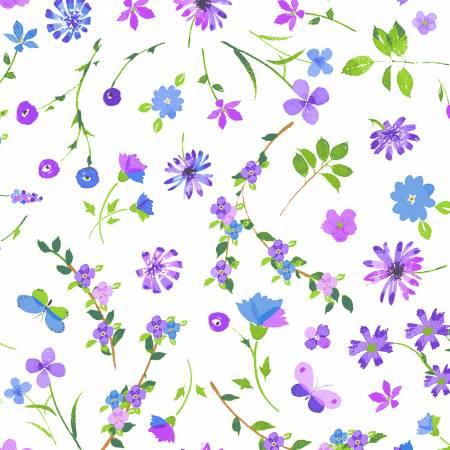 Sunday Afternoon Toss Purple Y2886-27