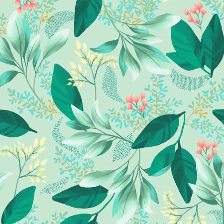 Mint Spring Garland