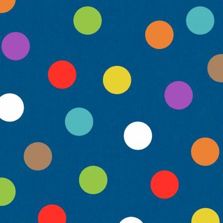 Denim Big Dot - Y2958-88