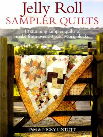 Jelly Roll Sampler Quilts  Softcover