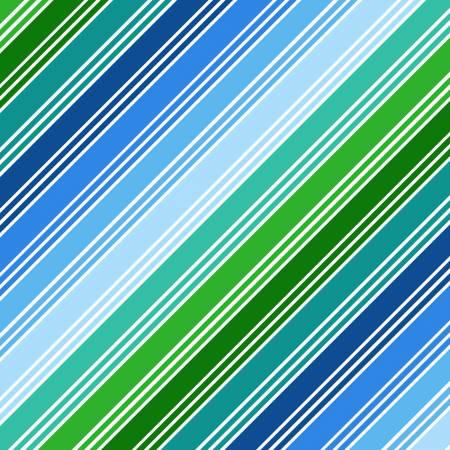 Things That Go Blue Stripes