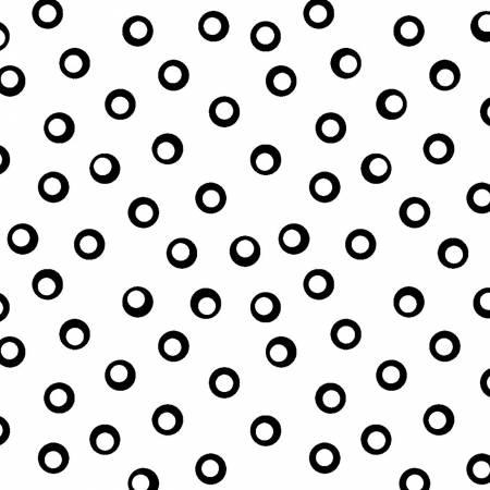 Things That Go - White Circles
