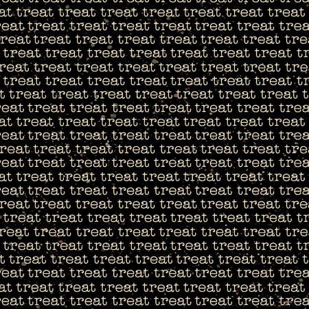 Black Treat Words
