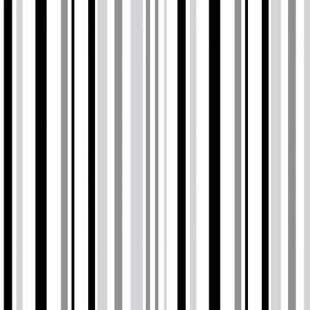Light Grey Stripe - Ruby Night by Clothworks