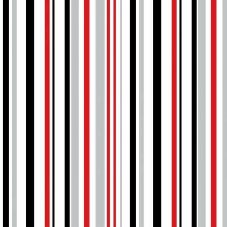 Multi Stripe - Ruby Night by Clothworks