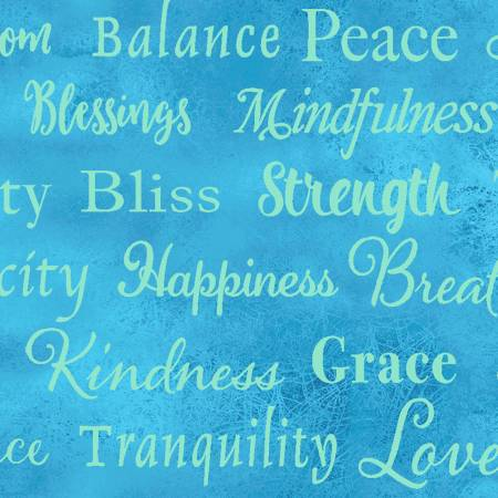 Good Vibes -  Aqua Words