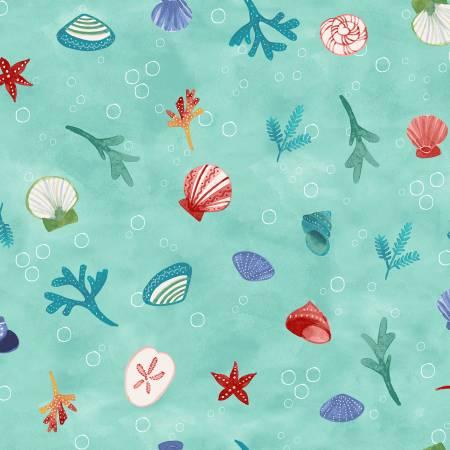 Aqua Sea Shells