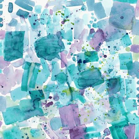 Multi Watercolor Splash