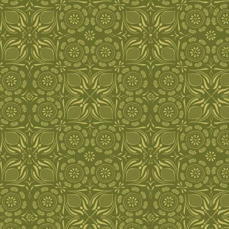 Y3232-24 Clothworks Canto Olive Tile