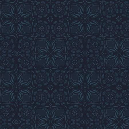 Y3232-7 Clothworks Canto Dark Grey Tile
