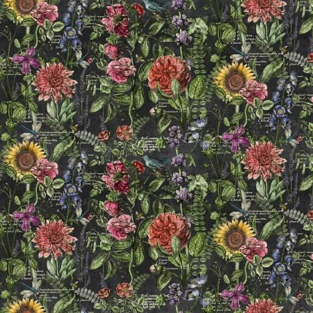 Botanical Journal Digital Drawings