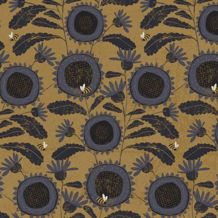 Sunny Days - Sunflowers - Caramel