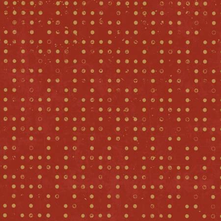 Sunny Days - Distressed Dot - Light Brick