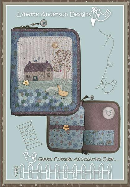 Goose Cottage Accessories Case - Lynette Anderson