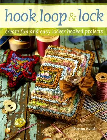 Hook, Loop and Lock  - Softcover Book
