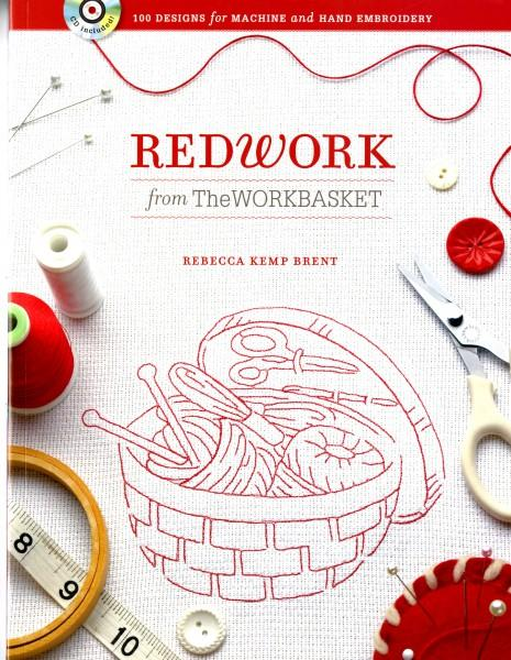 Redwork From the Workbasket  - Softcover