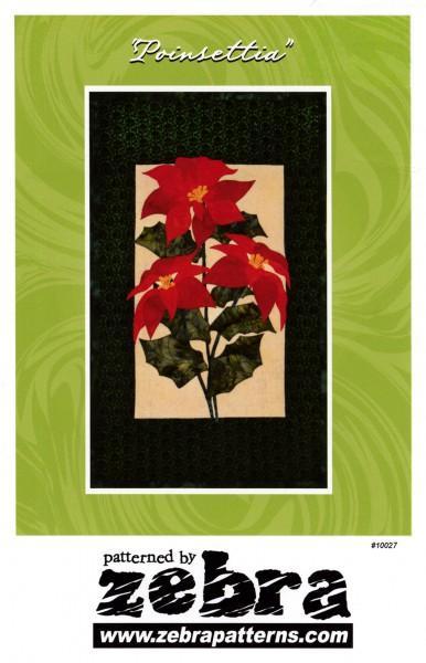 Poinsettia Pre-Cut kit