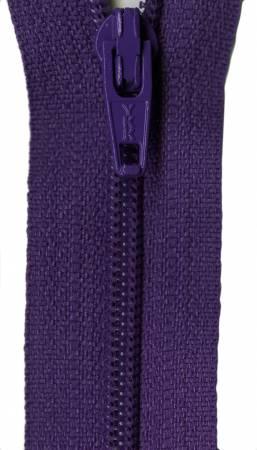 Zipper Ziplon Coil 7in Purple
