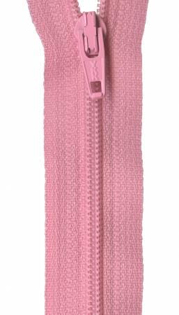 Ziplon Coil Zipper 9 - Dusty Pink