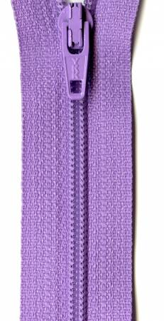 Zipper Ziplon Coil 14in Orchid