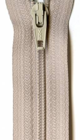 Ziplon Coil Zipper 20i BONE - ZIP20-572