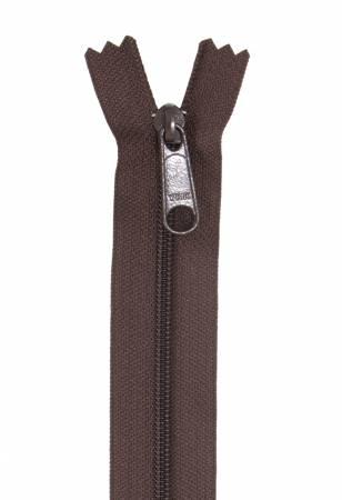 Handbag Single Slide Zipper 24 Sable