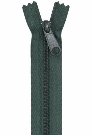 Handbag Zipper 24in Hemlock