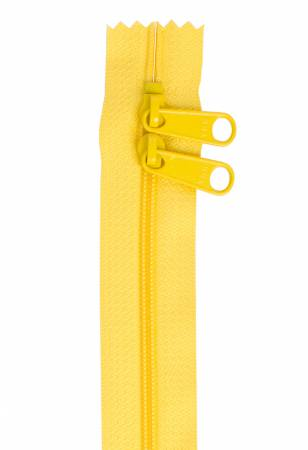 Handbag Double Slide Zipper 30 Dandelion