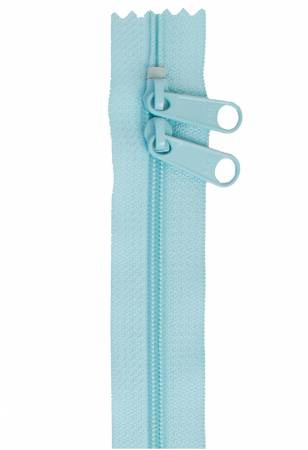 Handbag Zipper 30in Robin's Egg Blue