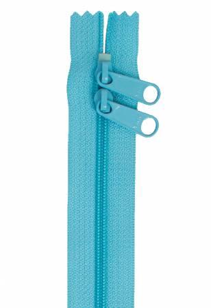 Handbag Zipper 40in Parrot Blue