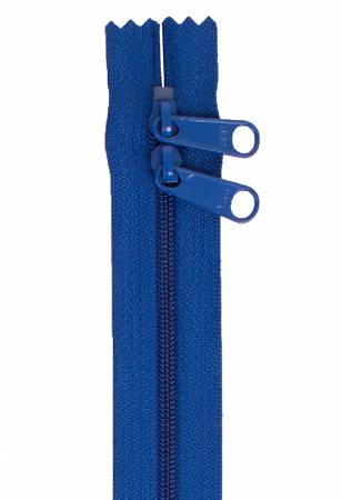 Handbag Zipper 40in Double-slide Blastoff Blue