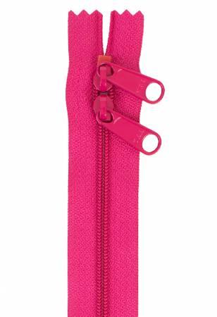 Handbag Zipper 40in Lipstick
