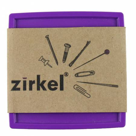 Zirkel Magnetic Pincushion Purple
