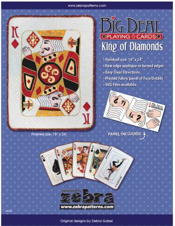 King Of Diamonds Pattern