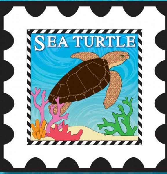 Sea Life - Sea Turtle