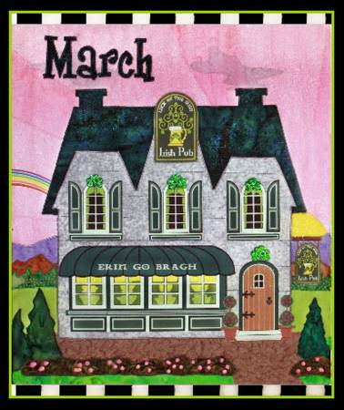 Holiday Houses -  March