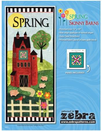 Spring Skinny Barns