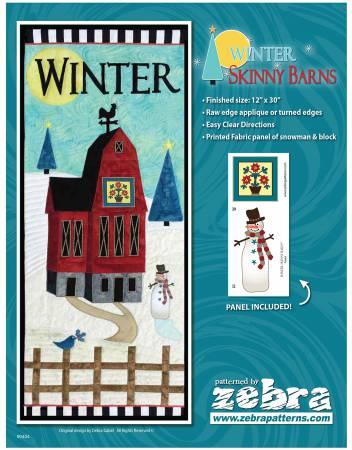 Winter Skinny Barns