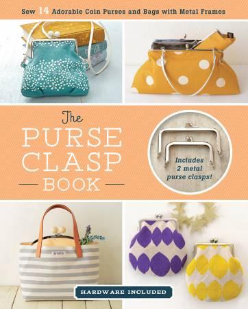 Purse Clasp Book-Softcover - ZW2347