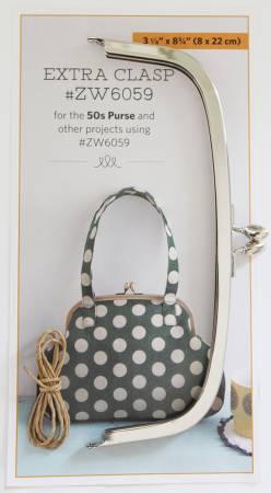 Extra Clasp 50's Purse