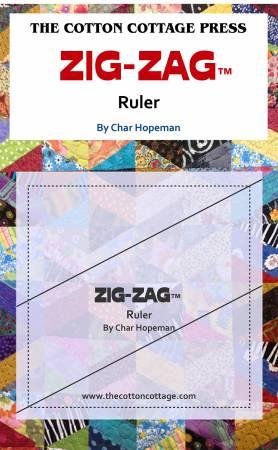 Zig-Zag Ruler 5in