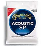 Martin SP Phosphor Bronze Acoustic Strings Light