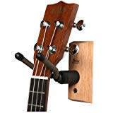 String Swing Hardwood Home And Studio Ukulele /Mandolin Hanger Oak
