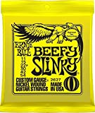 Ernie Ball Beefy Slinky 11-54 Electric Guitar Strings