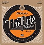 D'Addario EJ43 Pro-Arte Nylon Classical Guitar Strings Light Tension