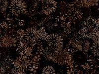 Majestic Florals - Brown
