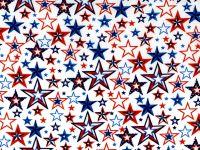 Choice Fabrics - Patriotic Stars/Multi - BD-49686-A03
